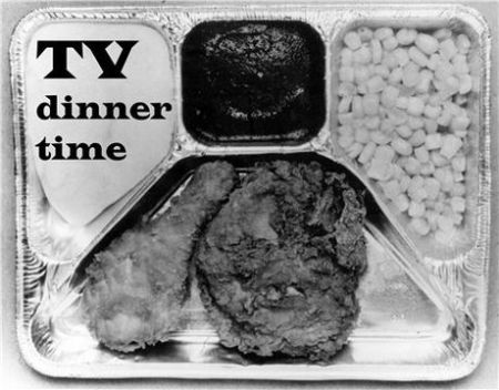 TV Dinner Time logo